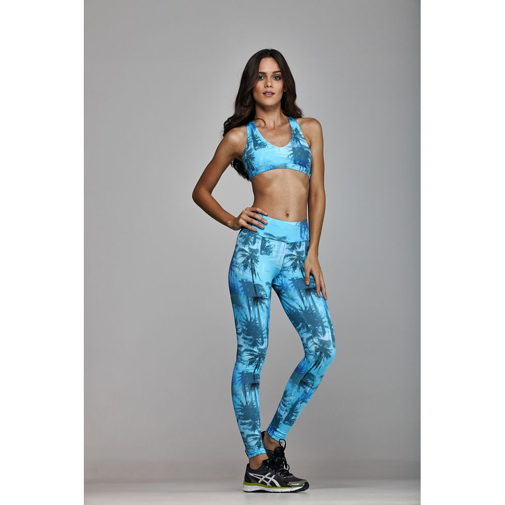 Calca-Legging-Basic-Light-Body-Show-Cos-Anatomico-Estampa-Digital-Azul-Turquesa