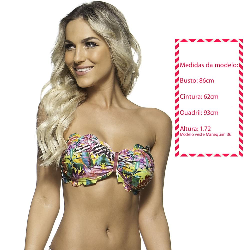 2433b003d6 Saída de Praia Camiseta Decote La Playa By Taciele Alcolea - Meu Biquini