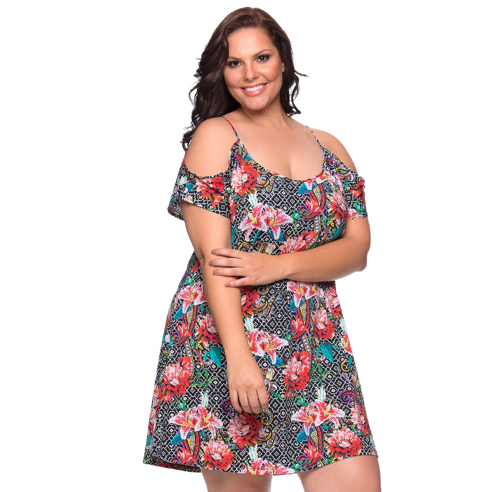 Saida-Vestido-Alcinha-Flower-Vichy-Essencial-La-Playa-2019
