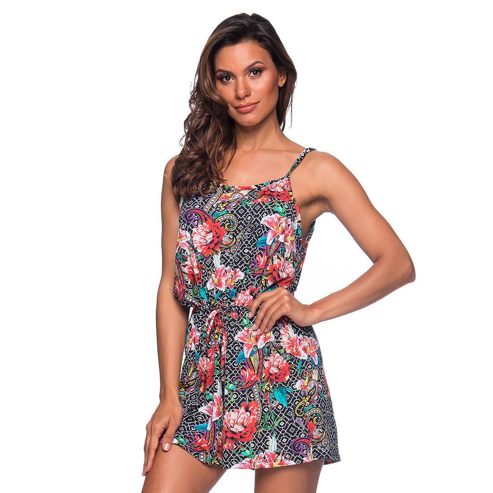 Saida-Macaquinho-Basic-Flower-Vichy-Essencial-La-Playa-2019