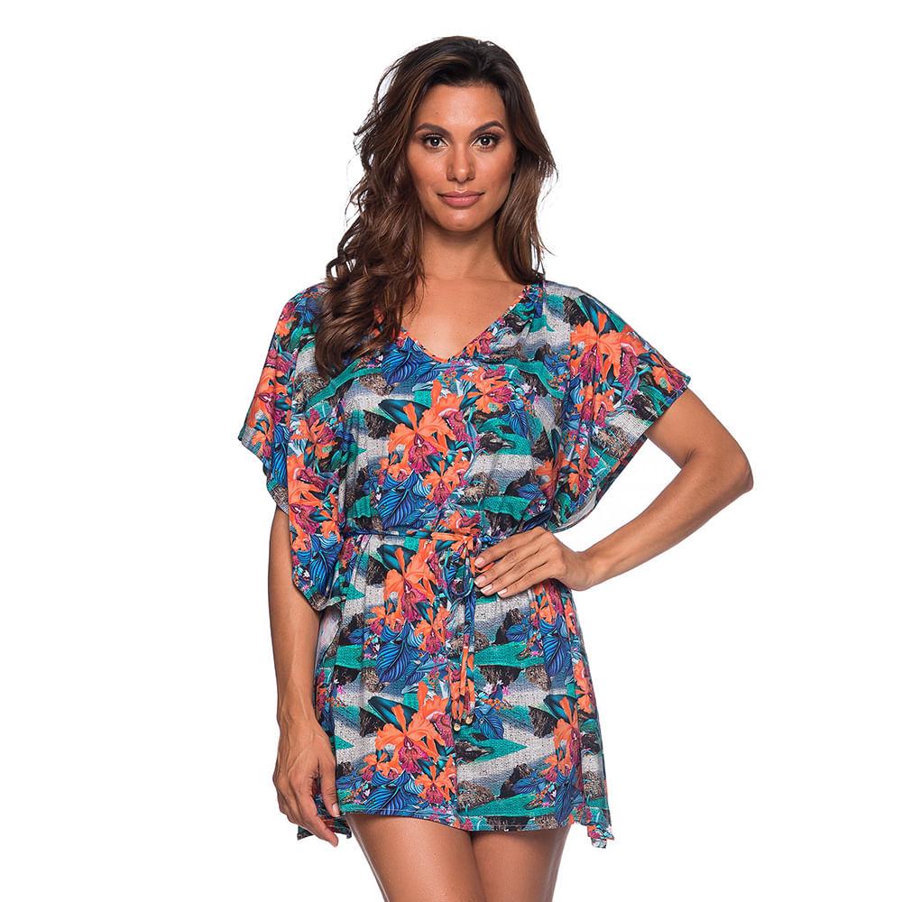 Saida-Caftan-Rolote-Noronha-Floral-Saidas-La-Playa-2019